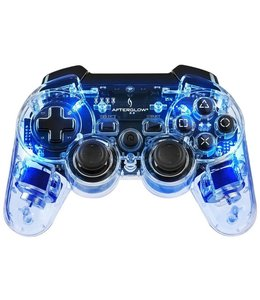 PDP Manette Afterglow PS3 / PC ( Bleu )