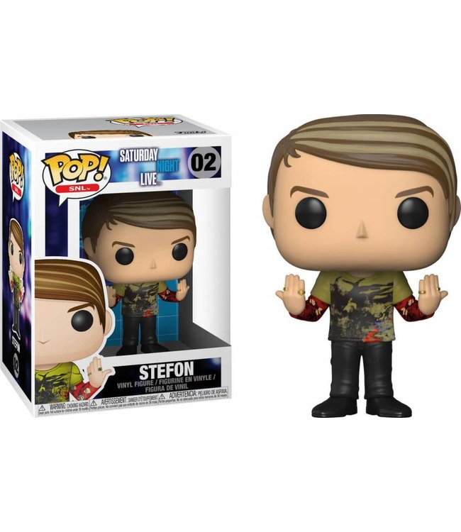 "POP Figurine POP Editon : Saturday Night Live ""STEFON"""