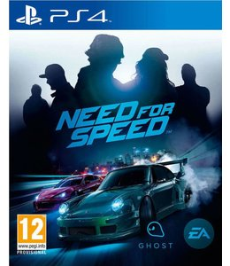 Sony Need For Speed