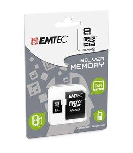 Emtec Carte Micro SD Emtec 8Go