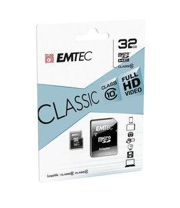 Emtec Carte Micro SD 32Go Emtec