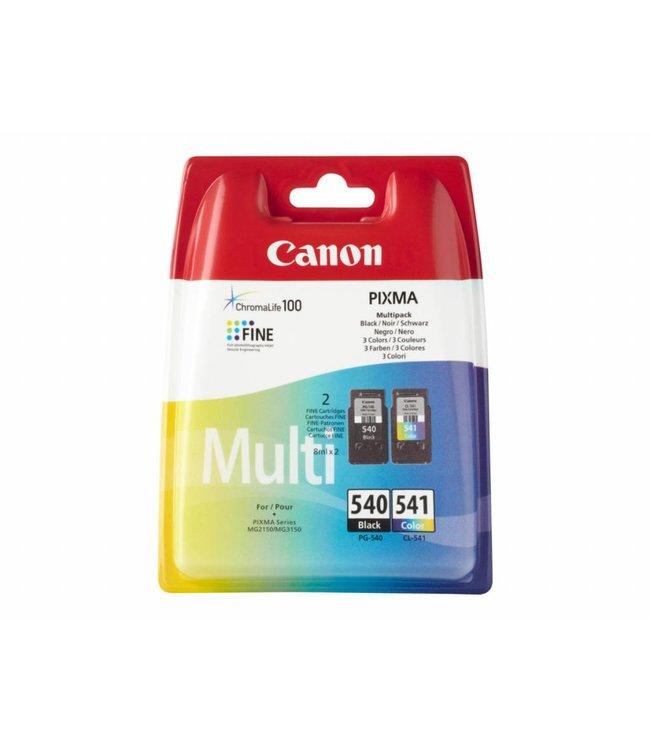 Canon Kit Cartouche Canon 540-541