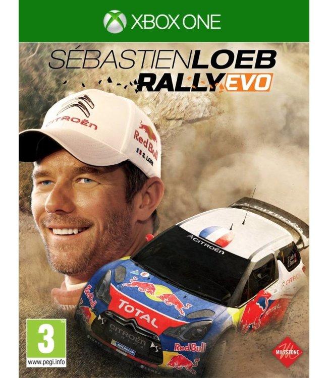 Microsoft Sebastien Loeb Rally Evo