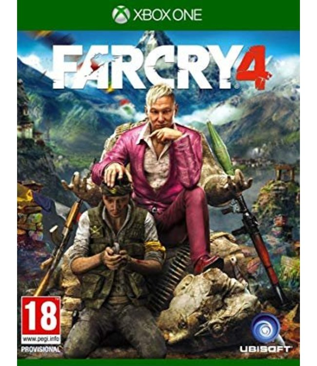 Microsoft Farcry 4 : Edition Limitée