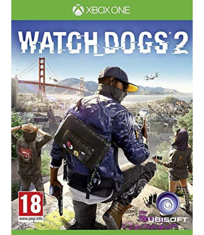 Microsoft Watch Dogs 2 : Edition Deluxe
