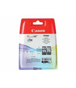 Canon Kit Cartouche Canon 510-511