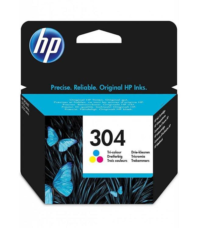 HP Cartouche HP 304 Couleur