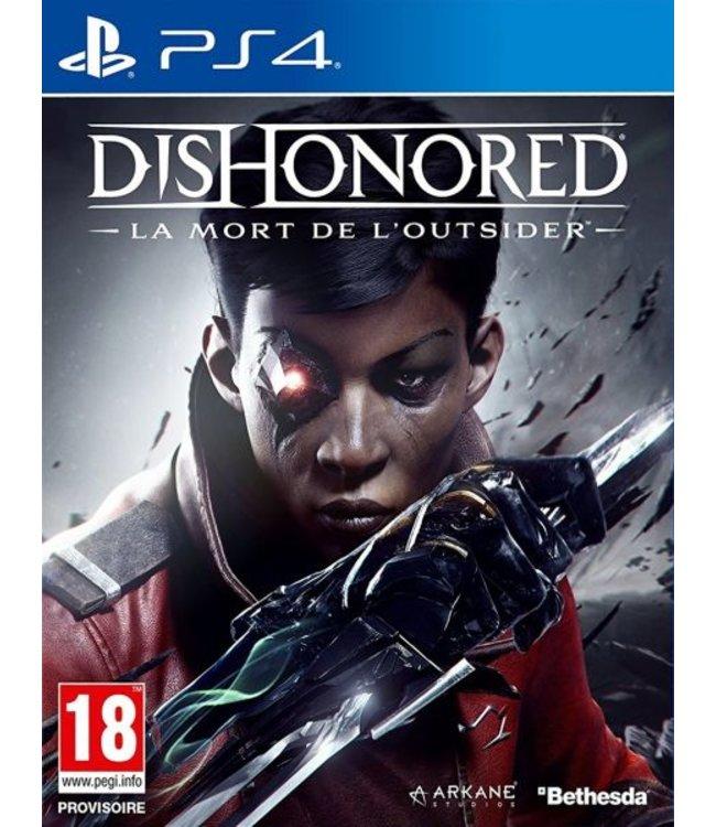 Sony Dishonored : La Mort de L'outsider