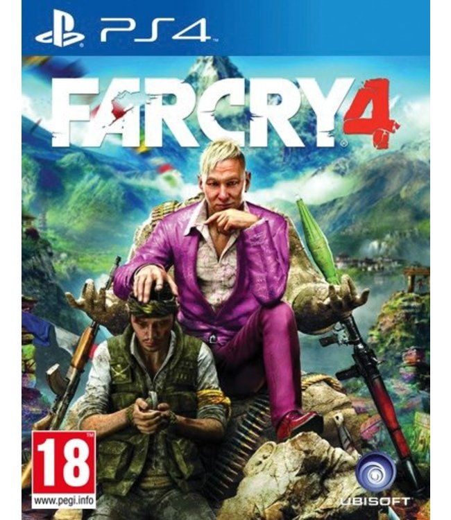 Sony Far Cry 4