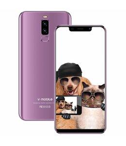 V-Mobile V-Mobile S9 16Go ROM 5,85 Pouces HD+ Violet