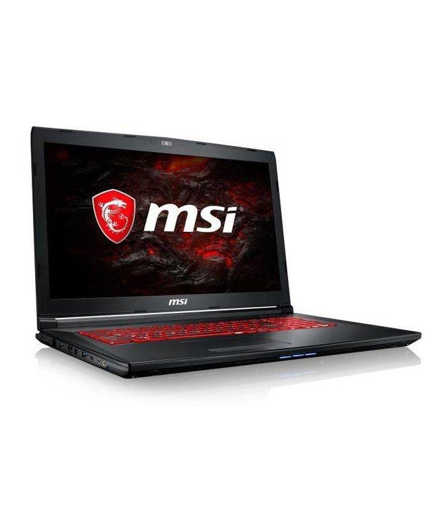 "MSI PC Portable MSI Gamer GL72M 7REX-1202FR - 17,3"" FHD - 8Go - Kabylake i5-7300HQ - 1To - GTX 1050 Ti - Windows 10"