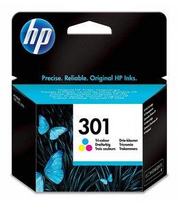 HP Cartouche HP 301 Couleur