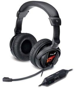 Genius Casque Genius HS-G500V Gaming Vibration ( PC )