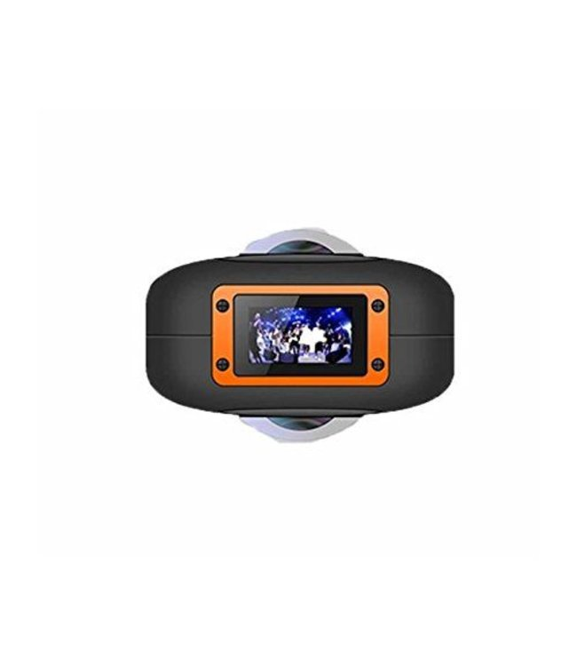 QimmiQ Camera Double Capteur 360° QimmiQ VR360