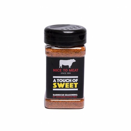 Nice to Meat Rub - Touch of Sweet - 275gr