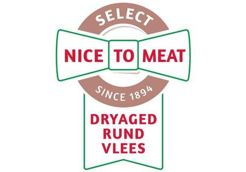 Dry Aged vlees van Hollands Weiderund