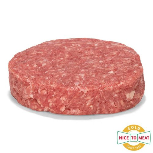 Creekstone Black Angus - Beste maisgevoerd Black Angus ter wereld Creekstone Hamburger Medium -160gr