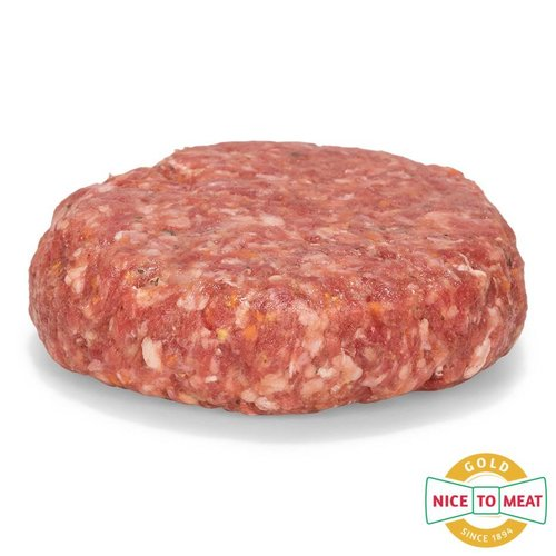 MRIJ van Piet van den Berg - Nederlands beste vlees! MRIJ Hamburger medium - 160 gram