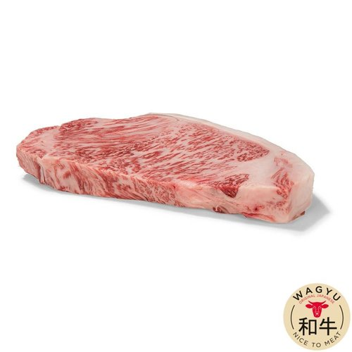 Japanse Wagyu - Het meest exclusieve rundvlees van de wereld Japanse Wagyu Entrecote A5 - 500gr (4 pers.)