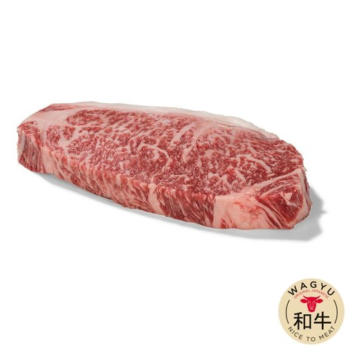 Japanse Wagyu - Het meest exclusieve rundvlees van de wereld Japanse Wagyu Entrecote A3 - 500gr (4 pers.)