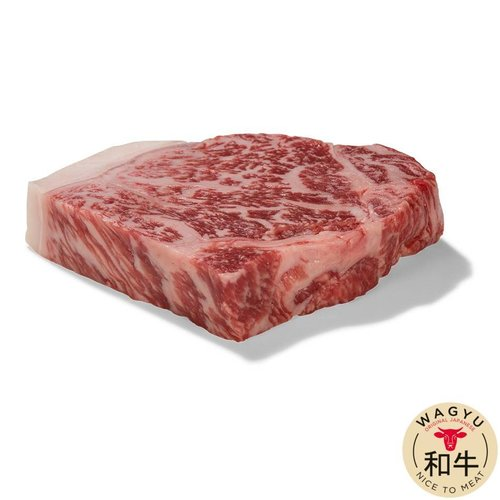 Japanse Wagyu - Het meest exclusieve rundvlees van de wereld Japanse Wagyu Entrecote A3 - 250gr (2 pers.)