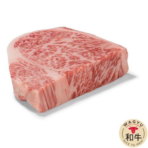 Japanse Wagyu - Het meest exclusieve rundvlees van de wereld Japanse Wagyu Ribeye A5 - 250gr (2 pers.)