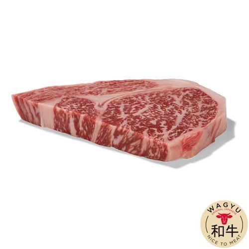 Japanse Wagyu - Het meest exclusieve rundvlees van de wereld Japanse Wagyu Ribeye A3 - 250gr (2 pers.)