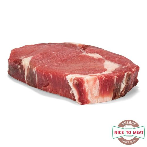 Dry Aged vlees van Weiderund Dry Aged Ribeye Weiderund - 250gr