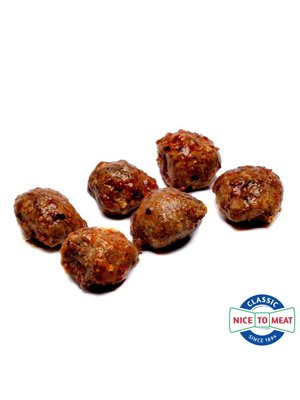Borrelballs Nice to Meat - 8st