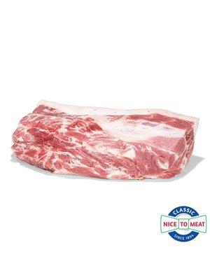 Varkens nek / procureur heel - 2.7kg