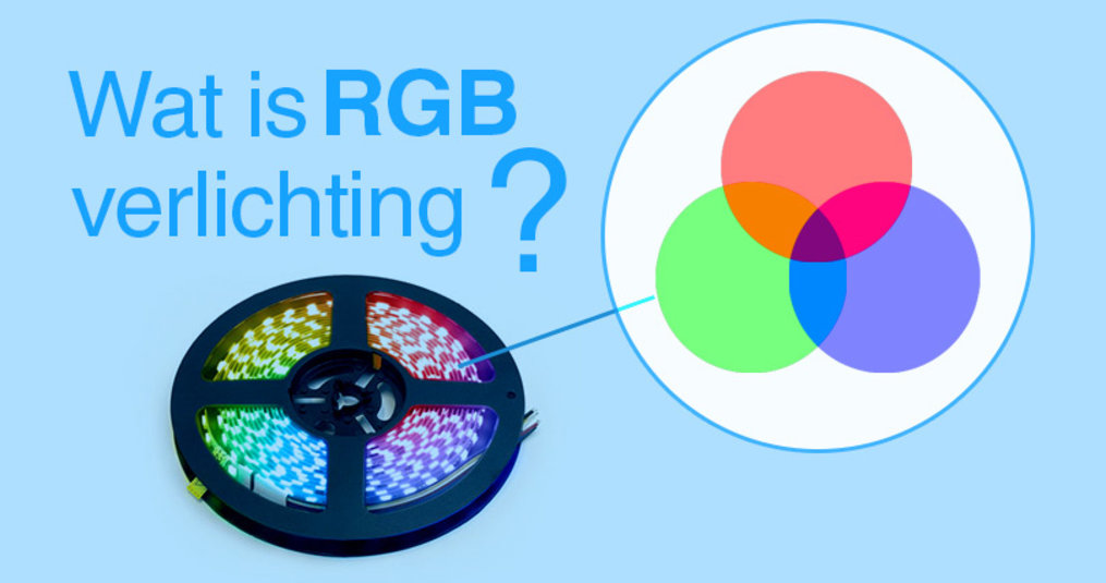 Wat is RGB LED Verlichting?