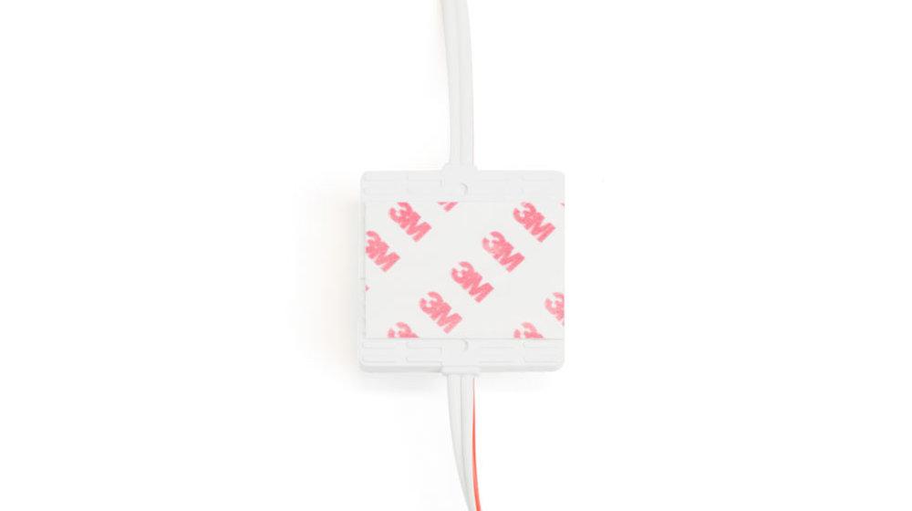 LED Module   Koud Wit   3W   12V [25 Pack]