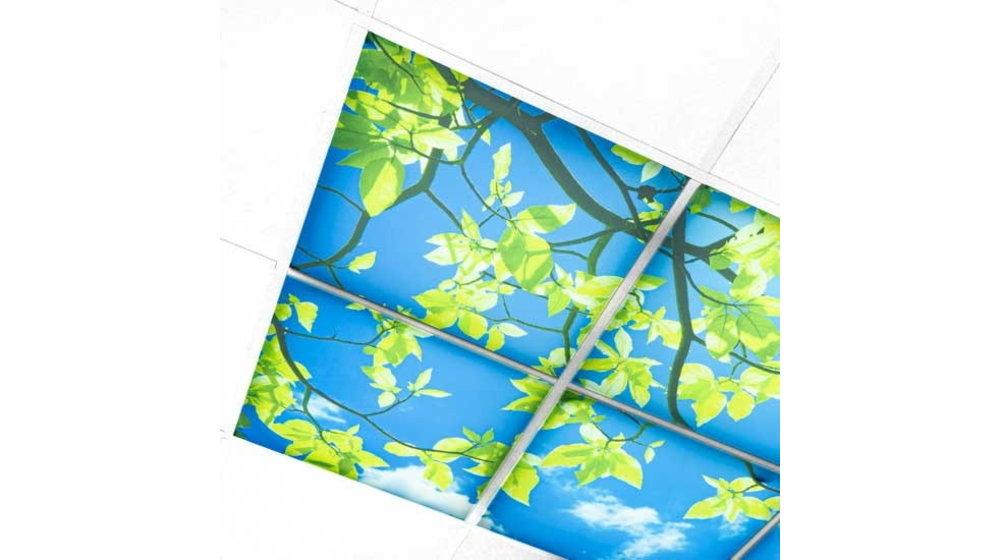 Wolkenplafond Acrylplaat | 3mm dik | Afbeelding 1 t/m 8