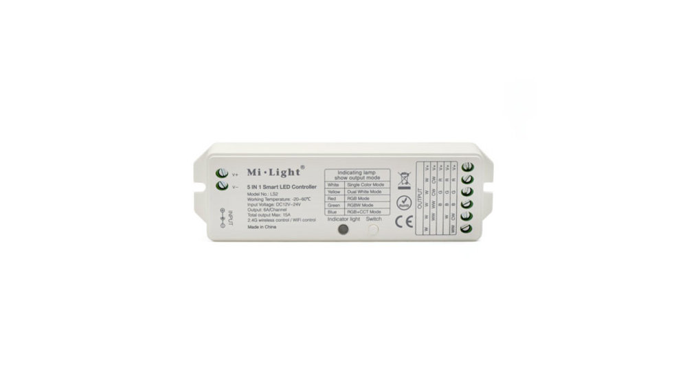 LED Strip Controller | 8-zone