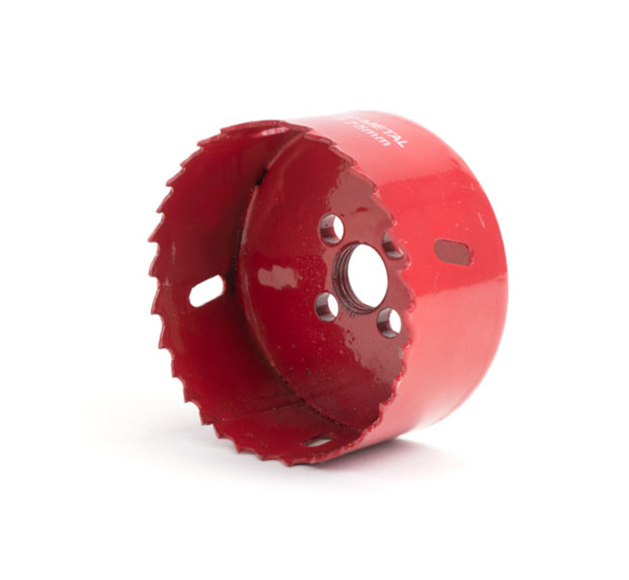 Universele gatenzaag HSS bi-metaal Ø75mm
