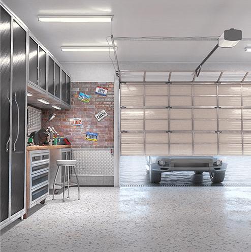 garage led tl