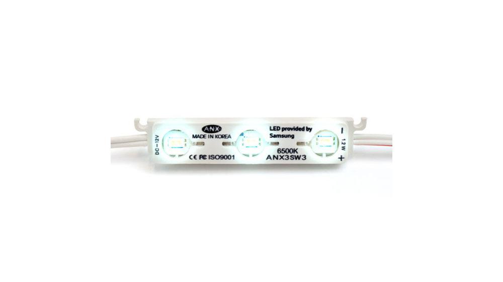 LED Module | Wit | 1,2W | 12V  [50 Pack]