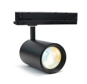 PURPL LED Railverlichting Spot | Zwart | 45W | 3-fase | CCT