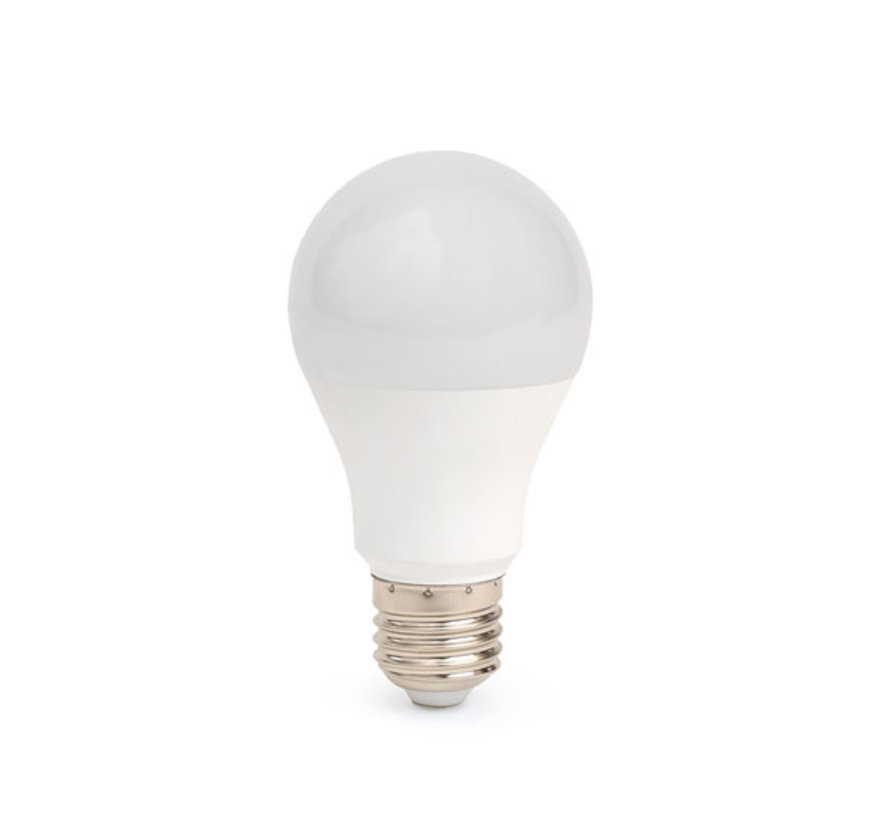 LED Lamp | E27 | Peer A60 | Warm- en Helder wit | 9W