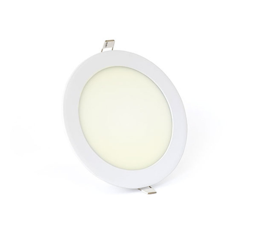 LED Downlight | Rond | Inbouw | Warm-, Helder- en Koud Wit | 12W | ø170 mm