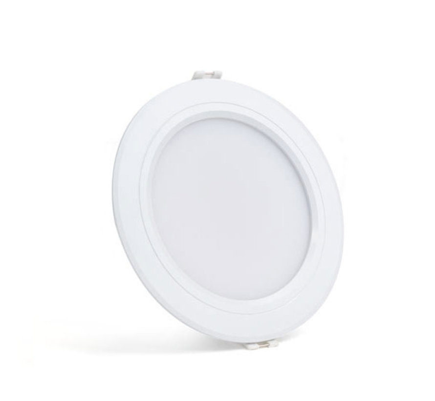 LED Downlight | RGB+CCT | Rond | Inbouw | Diverse wattages en inbouwmaten - Copy - Copy - Copy