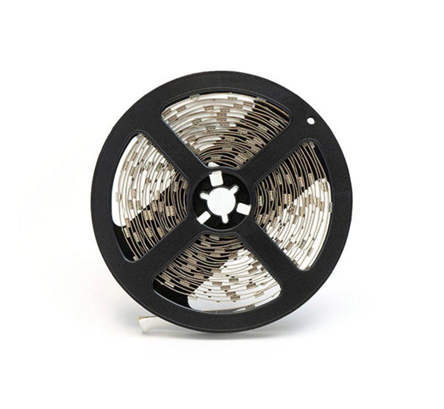 RGB LED Strip | IP20 (voor binnen) | 20 Meter (4x 5 meter) | 12V - 24V | Alle kleuren instelbaar
