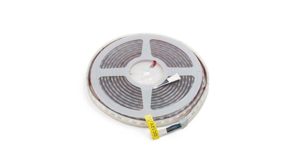 RGBW LED Strip    IP68 (waterdicht)   15 Meter (3x 5 meter)   24V   Alle kleuren + Warm wit