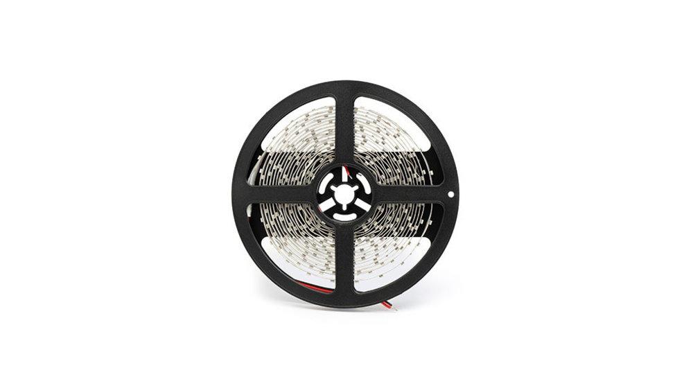 LED Strip Koud Wit   IP20   60 Leds p/m   10 Meter (2x 5 meter)   12V - 24V
