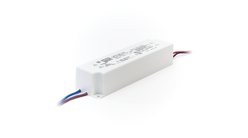 LED Driver Meanwell Voeding 36W | 12V | 3A