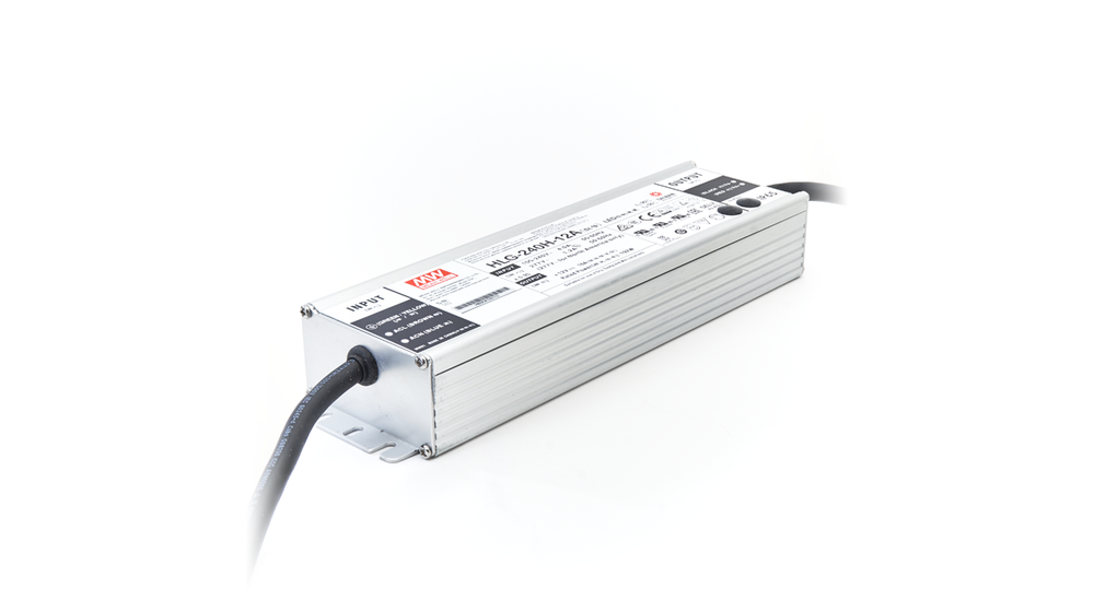 LED Driver Meanwell Voeding 240W | 12V - 24V | 20A - 10A