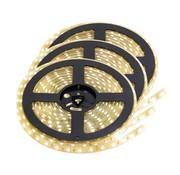 PURPL LED Strip Warm Wit | IP20 | 120 Leds p/m | 15 meter | 12V - 24V