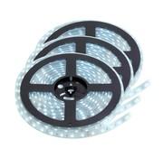 PURPL LED Strip Koud Wit | IP20 | 120 Leds p/m | 15 Meter | 12V - 24V