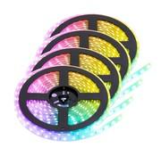 PURPL RGBW LED Strip  | IP20 (voor binnen) | 20 Meter | 12V - 24 | Alle kleuren + Warm wit