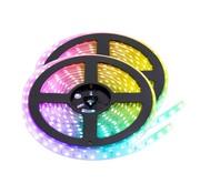 PURPL RGB+CCT LED Strip  | IP68 (waterdicht) | 10 Meter | 12V - 24V | Alle kleuren + wit